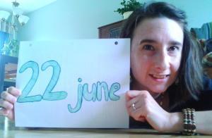 22 june